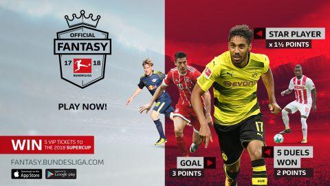 Official Fantasy Bundesliga