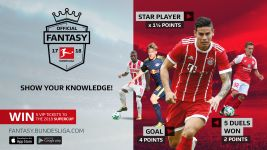 Fantasy Bundesliga: Last season's top midfielders