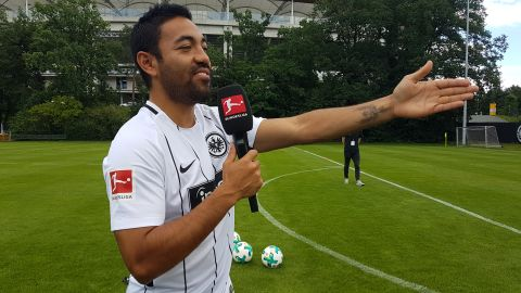 Media Days 2017: Eintracht Frankfurt