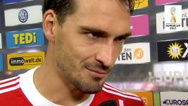 Watch: Hummels discusses Supercup victory