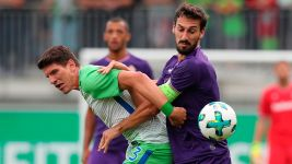 Wolfsburg 0-2 Fiorentina - As it happened!