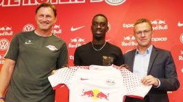 Watch: RB Leipzig ready for Round 2