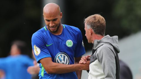 Wolfsburg's Brooks out for three months