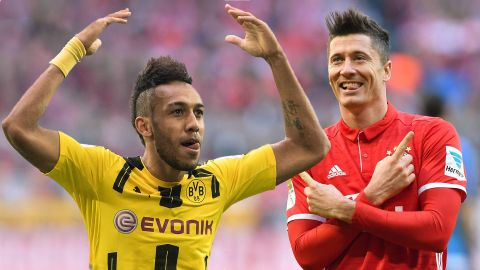 Auba, Lewy & Co. nominated for FIFA award