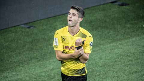 The year of Christian Pulisic