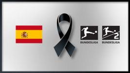 Bundesliga mourns victims of Spain attack