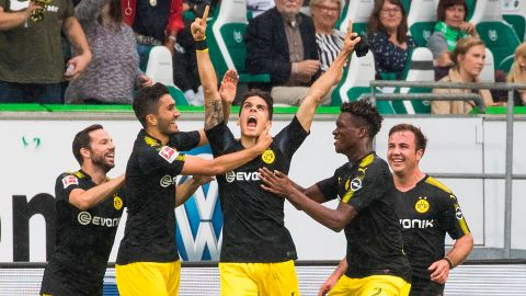 Bartra dedicates goal to Barcelona attack victims