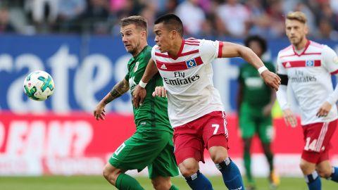 19-08-2017 - Hamburger SV 1-0 Augsburg