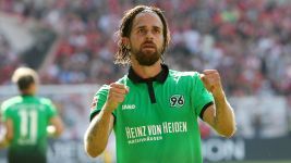 Harnik fires Hannover past Mainz