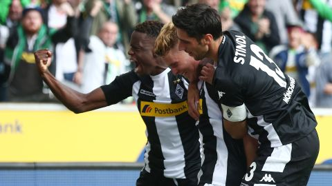 Gladbach beat Cologne to take derby spoils
