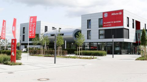 Welcome to the FC Bayern Campus!