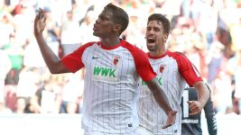 Cordova rescues Augsburg against Gladbach