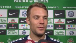 "Watch: Neuer ""Fantastic to be back"""