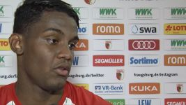 "Watch: Cordova ""Happy with my goal"""