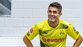 Pulisic: It's been a rollercoaster year!