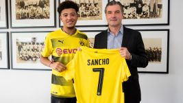 Introducing Jadon Sancho, BVB's history-maker