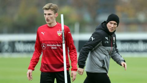 English talent at home in Germany
