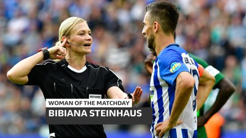 Bibiana Steinhaus: MD3's Woman of the Matchday