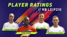 Watch: Leipzig's FIFA 18 Ratings Reveal