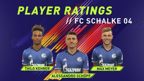 Watch: Schalke's FIFA 18 Ratings Reveal