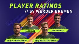 Watch: Bremen's FIFA 18 Ratings Reveal
