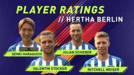 Watch: Hertha's FIFA 18 Ratings Reveal