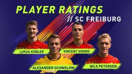 Watch: Freiburg's FIFA 18 Ratings Reveal