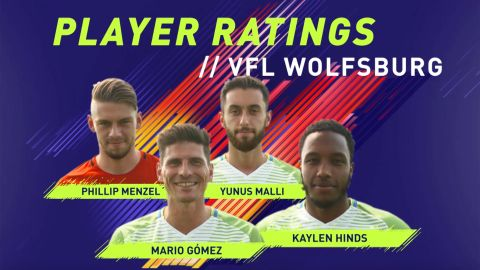 Watch: Wolfsburg's FIFA 18 Ratings Reveal