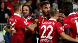 In-form Hannover go top