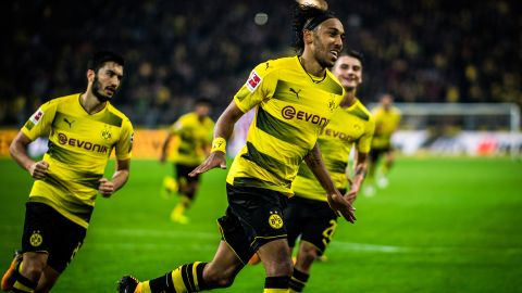 Dortmund vs. Gladbach - build-up!
