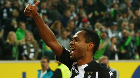 Gladbach 2-0 Stuttgart - as it happened