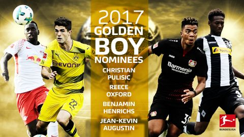 Pulisic to succeed Golden Boy Renato Sanches?
