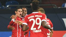 Schalke 0-3 Bayern - As it happened!