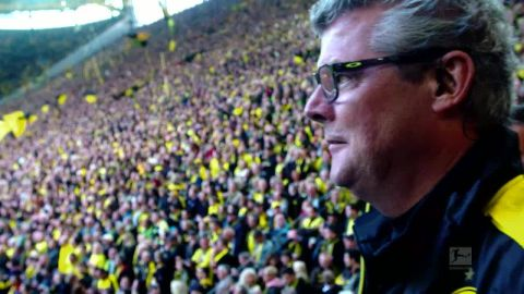 Norbert Dickel: Eine BVB-Institution