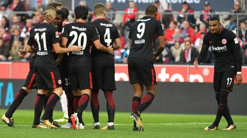 Cologne 0-1 Frankfurt - As it happened!