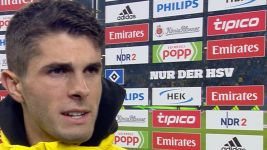 "Watch: Pulisic ""We handled it well"""