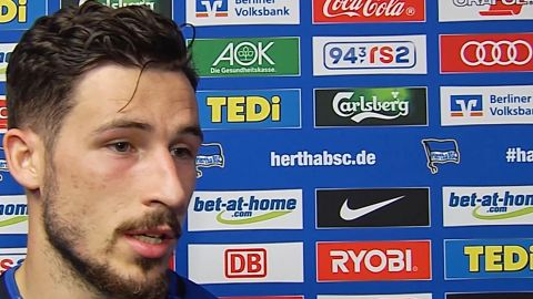 "Watch: Leckie ""I didn't expect to hit it so well!"""