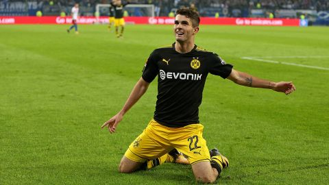 Imperious Pulisic and BVB's 3,000th goal