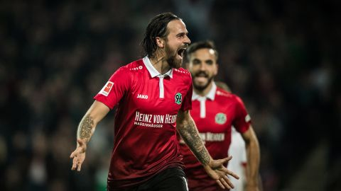 Harnik and Hannover aiming for more vs. Cologne