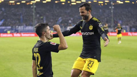 Hamburg 0-3 Dortmund - As it happened!