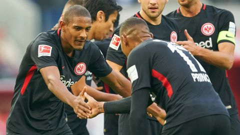 Watch: Cologne 0-1 Frankfurt
