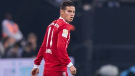 James: Startelf-Debüt nach Maß