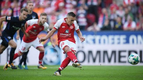 Watch: Mainz 1-0 Hertha