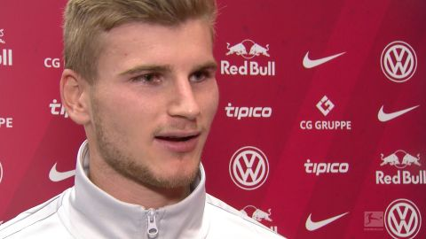 "Watch: Werner: ""Possession new to us!"""
