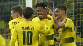 Dortmund 6-1 Gladbach - As it happened!