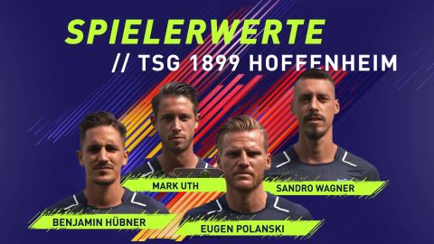 FIFA 18: Rating Reveal TSG 1899 Hoffenheim