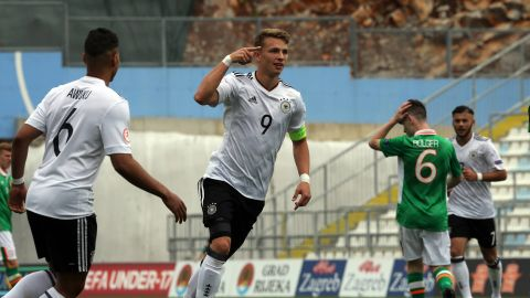 Arp leads Germany U-17 World Cup squad