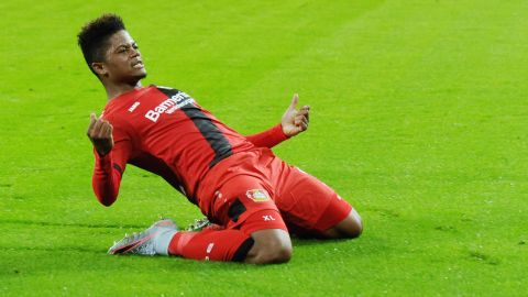 Maiden Bundesliga goal for Bailey