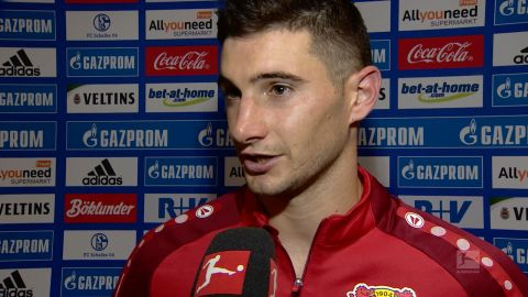 "Watch: Alario: ""We had the better chances"""