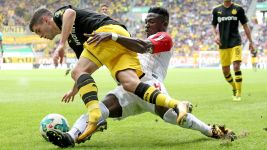 Dortmund marry grit with grace